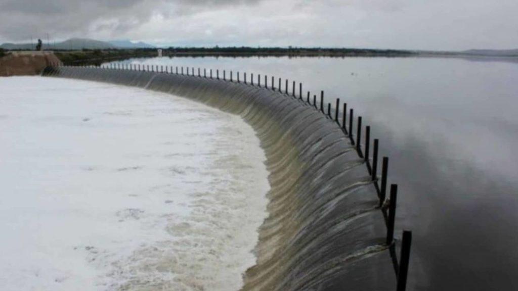 Twitter: Dam Levels